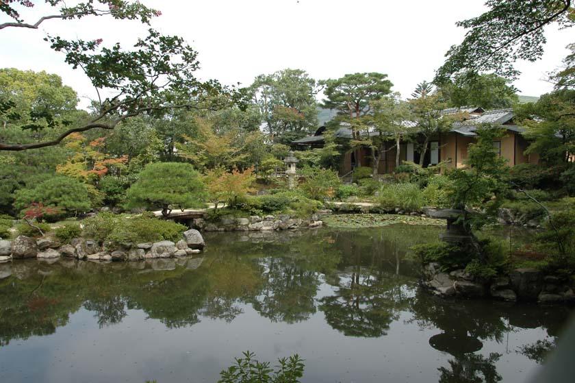 Isuien Garden es una visita imprescindible