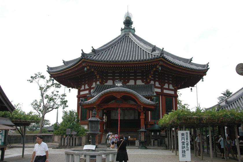 Visitando Kofuku-ji en Nara