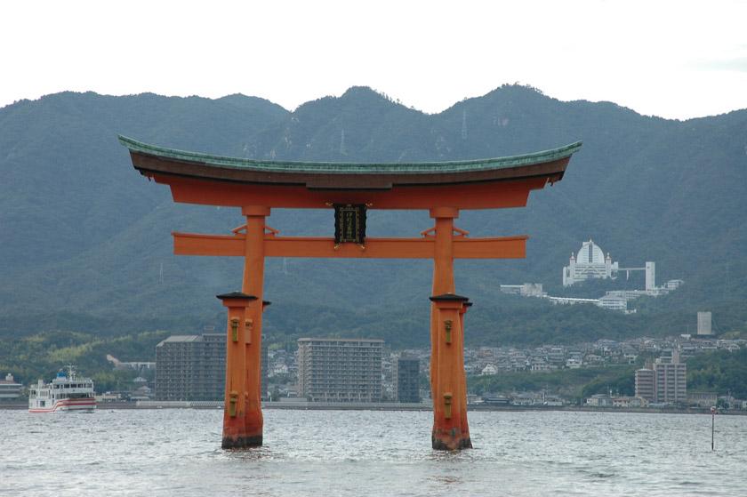 Sueño cumplido en Itsukushima