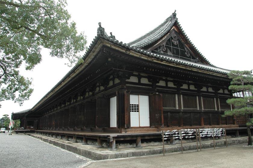 Edificio principal de Sanjusangendo