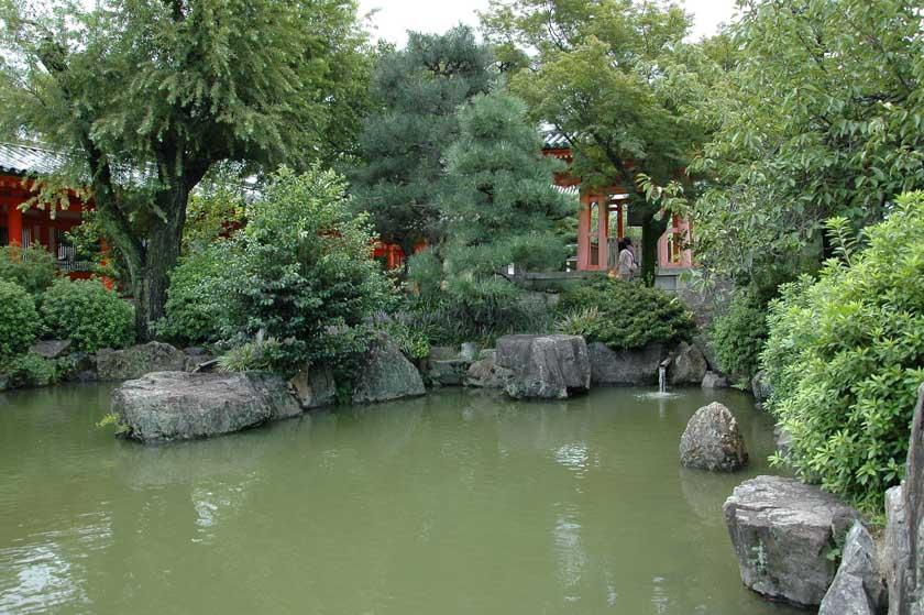 Nos encantan los jardines japoneses