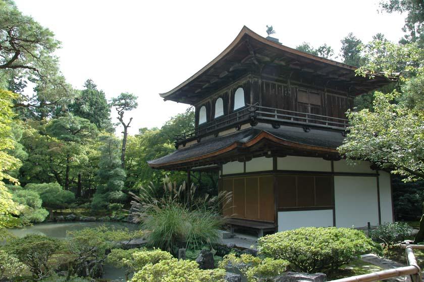 Edificio principal de Ginkaku-ji
