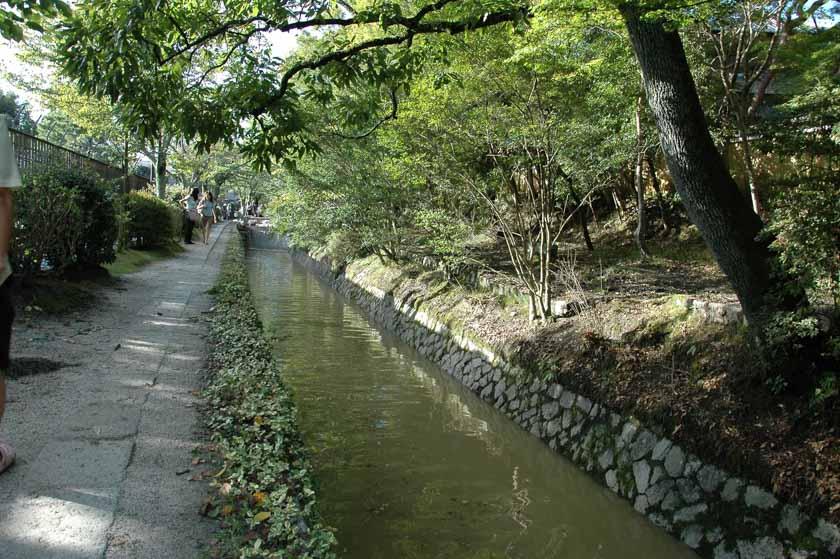 Camino del Filósofo de Kioto