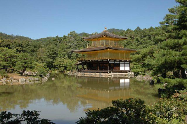 Kinkakuji, la gran maravilla de Kioto