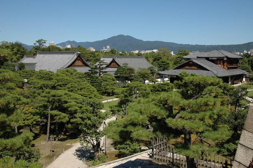 Preciosa panorámica del Castillo de Nijo