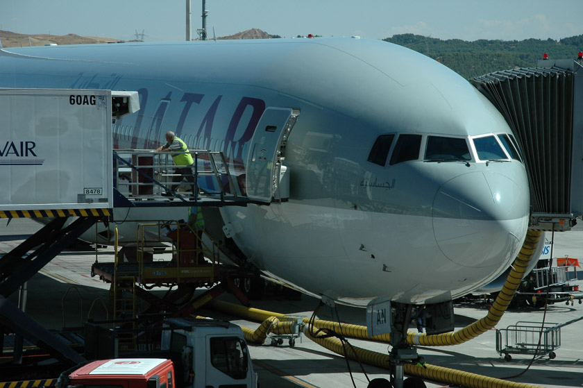 Camino de Bali con Qatar Airways