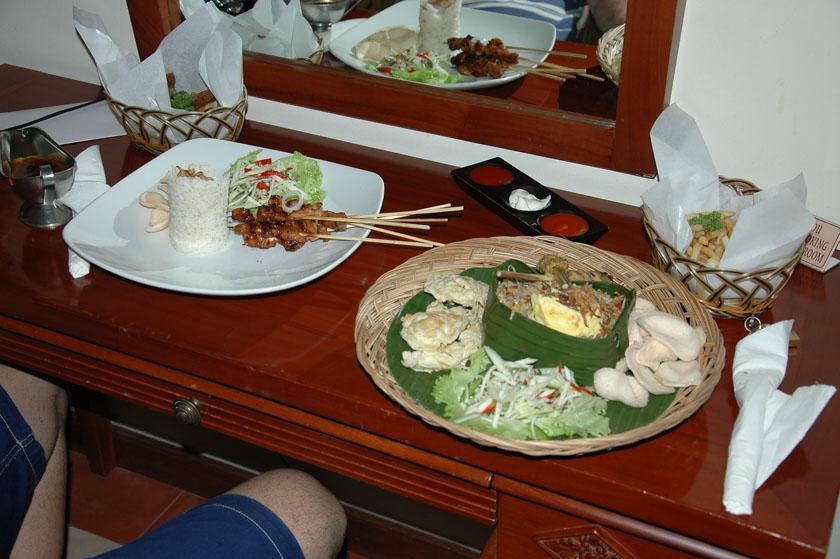 Nasi Goreng, plato tradicional balinés