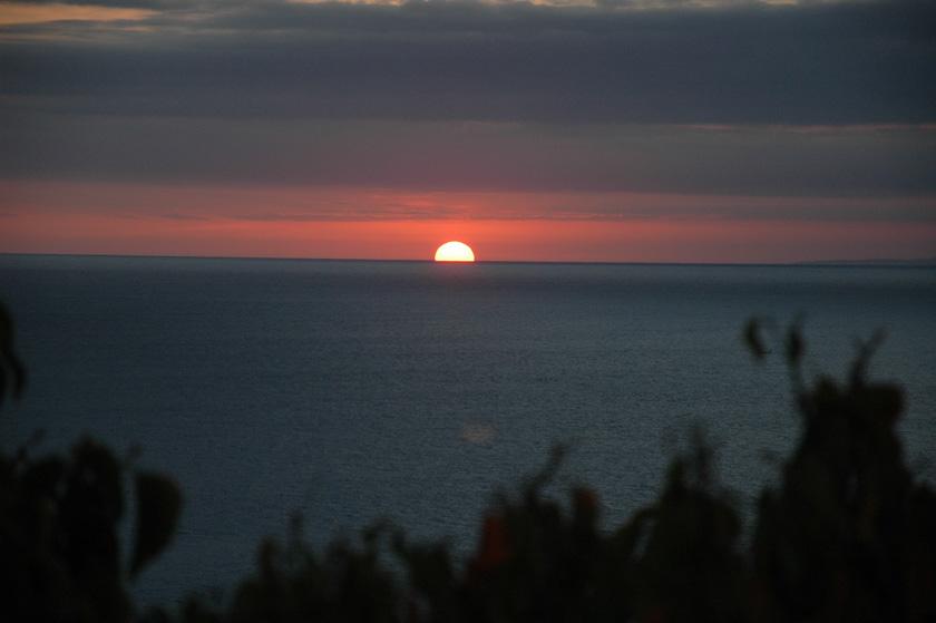 Uluwatu es uno de los mejores lugares para disfrutar de una puesta de sol