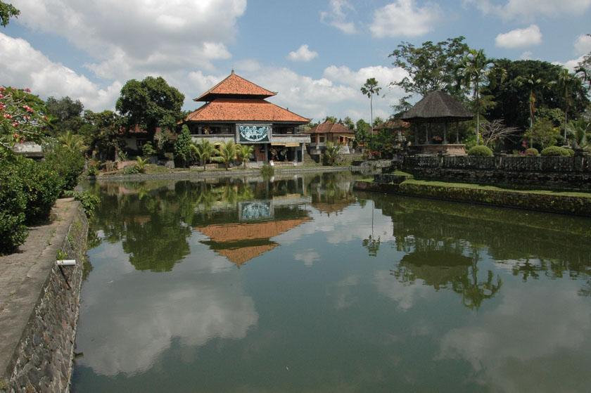 Uno de los templos más bonitos de Bali
