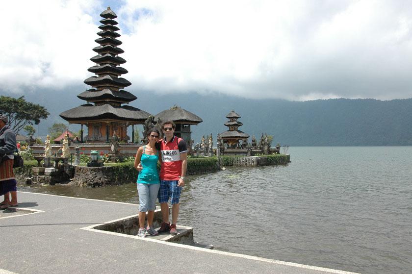 Templo Ulun Danu, uno de los más bonitos de Bali