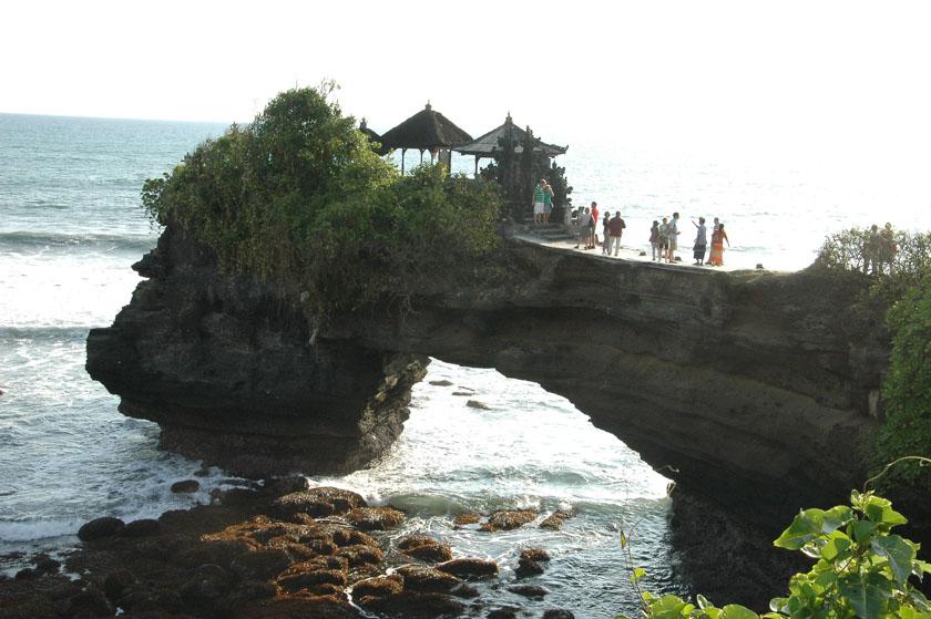 Pura Batu Bolong, otro de los templos más bonitos de Bali