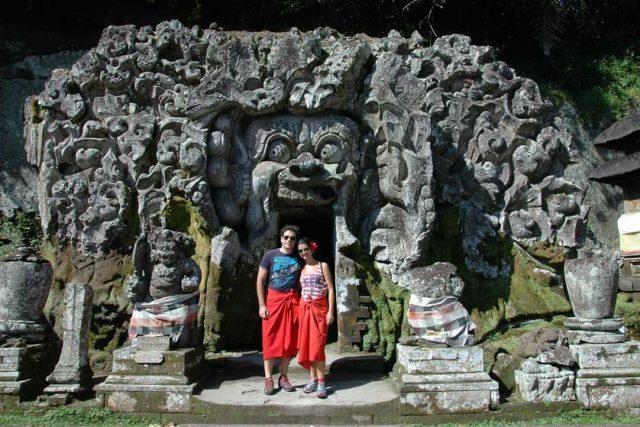 Goa Gajah, la cueva del elefante