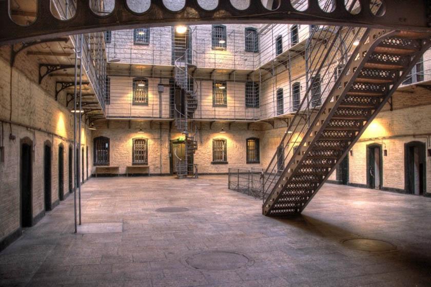 Conocemos la cárcel de Kilmainham