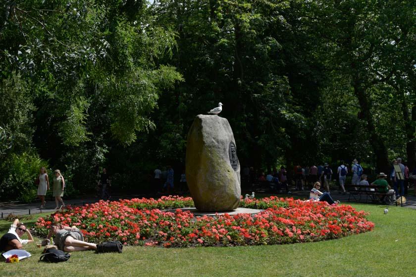 Monumento de St. Stephens Green