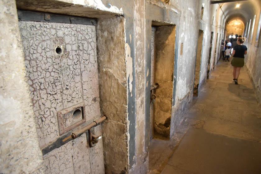 Pasillo interior de Kilmainham