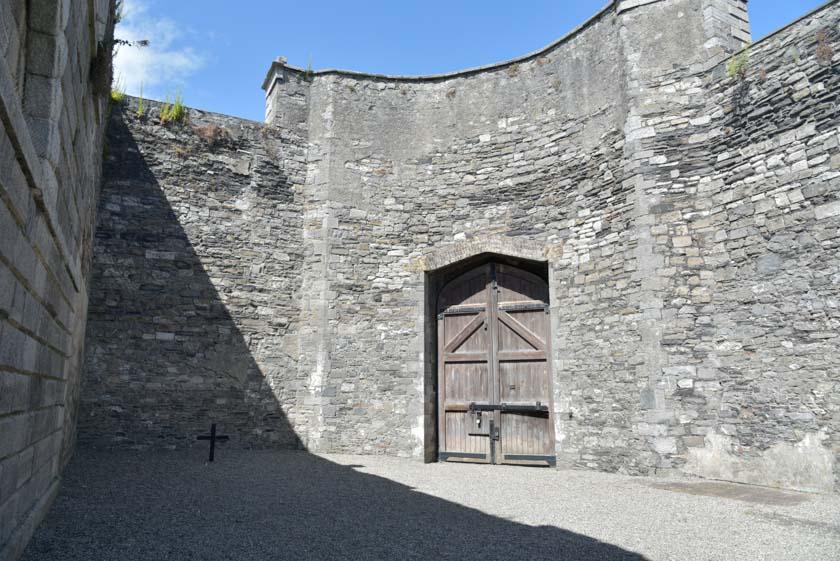 Lugar de ejecución de James Conolly
