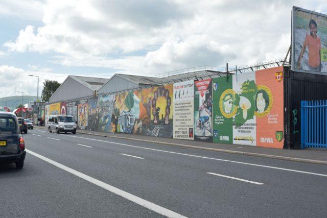 Llegamos a Belfast, la ciudad de los murales Consejos para visitar los murales de Belfast