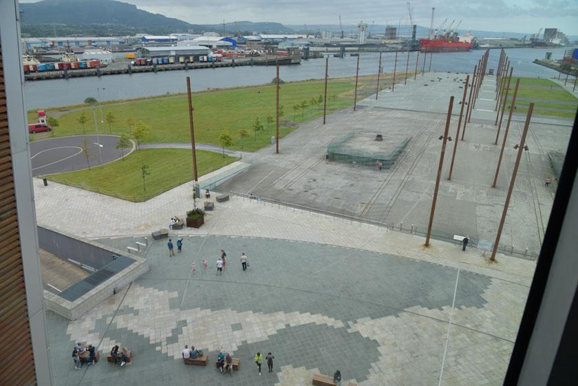 En este lugar fue botado el Titanic hace más de 100 años