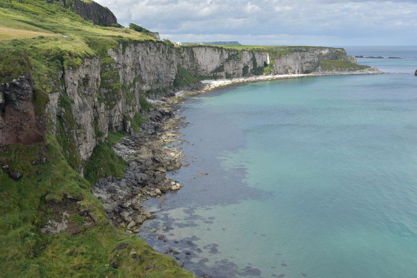 La belleza te inunda en Irlanda del Norte