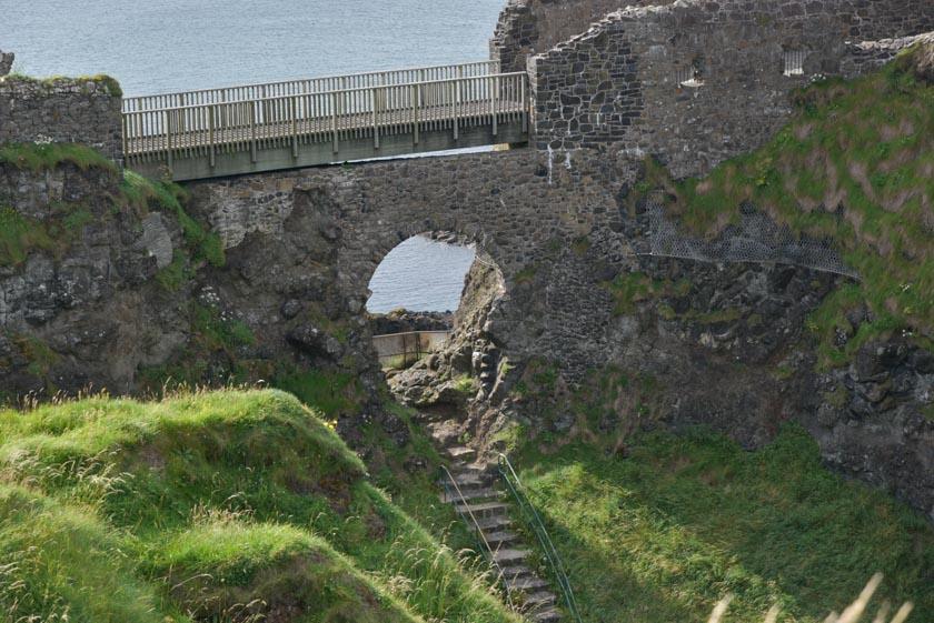 Puente del Castillo de Dunluce