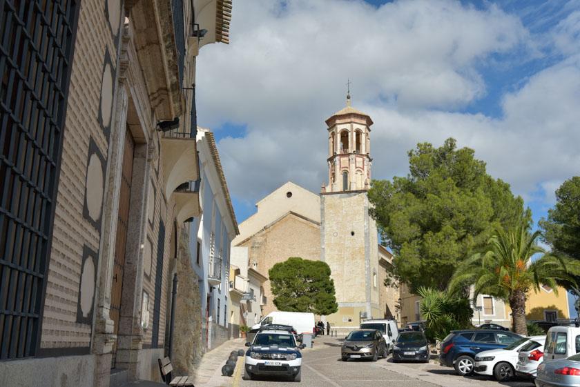 Parroquia de María Magdalena en Cehegín