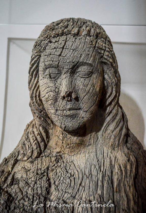 Increíble la belleza de la talla de María Magdalena de Cehegín