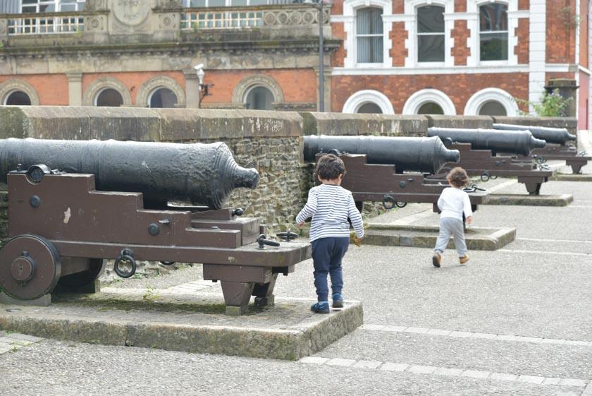 Visitando los cañones de Londonderry