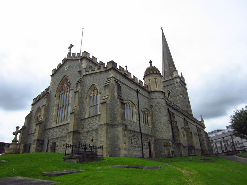 Visitando la Catedral de San Columbano