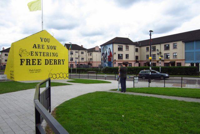 Que ver en Londonderry (Derry) en un día