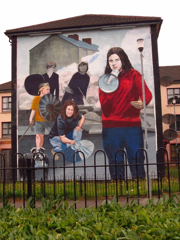Mural de Londonderry