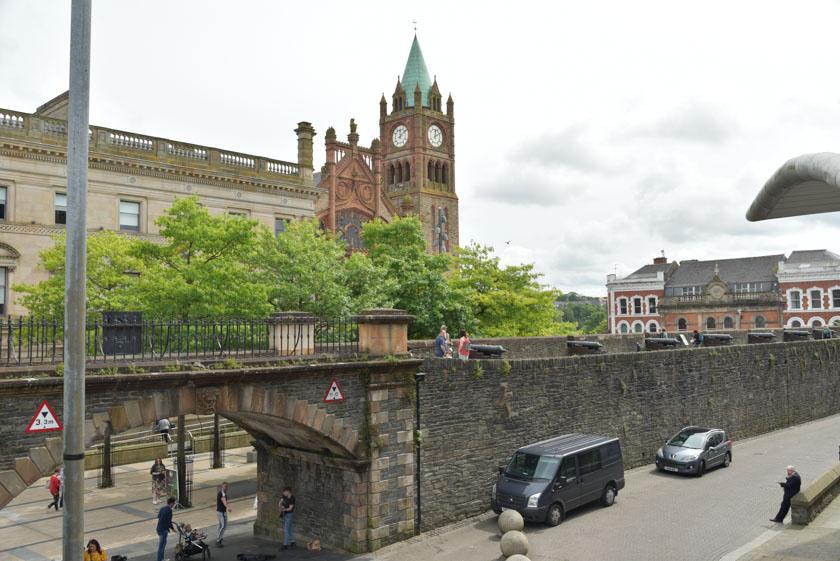 Muralla de Londonderry