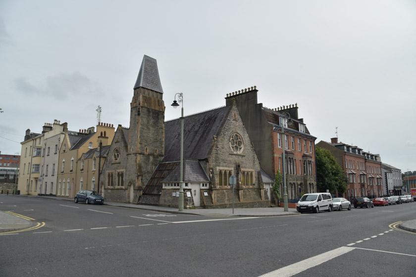 Paseando por Derry