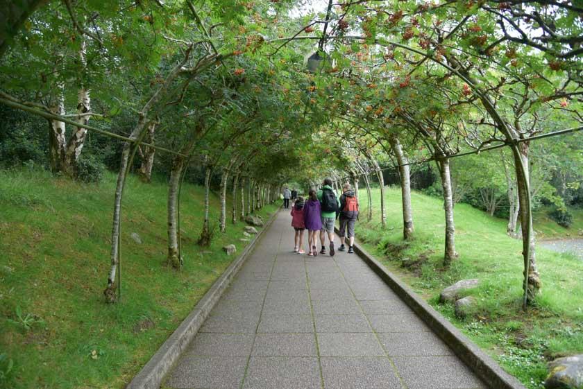 Centro de visitantes de Glenveagh