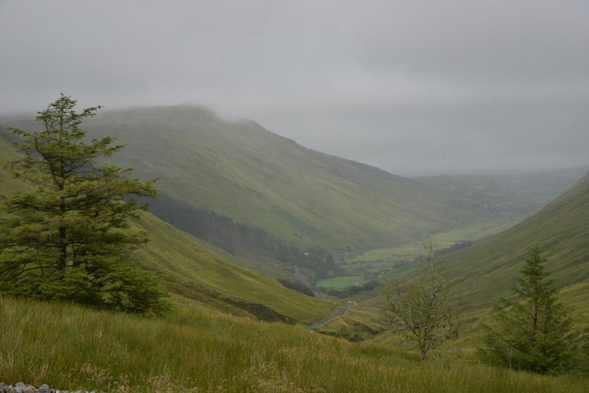 Glen Gesh Pass, una de las mejores atracciones del condado de Donegal