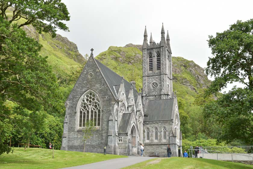Iglesia de Kylemore