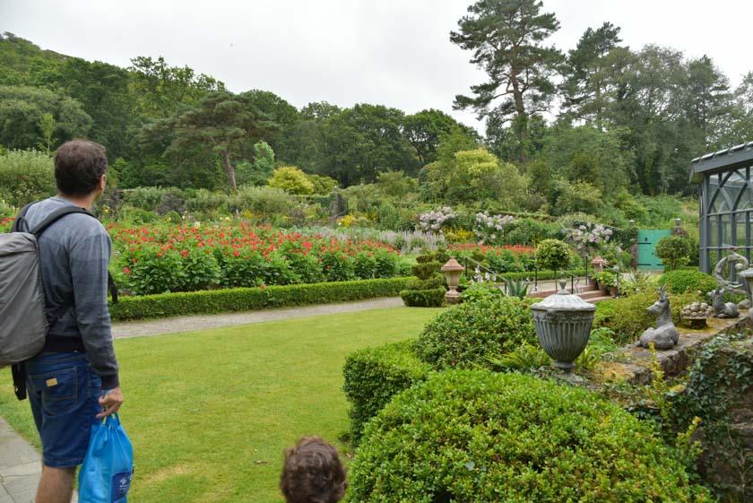 Nos encantaron los Jardines de Glenveagh
