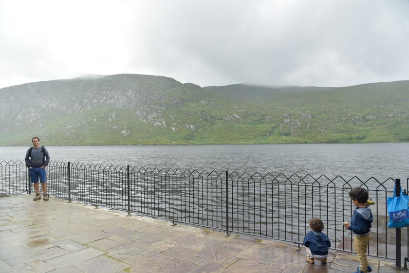 Visitando el Lago Beagh