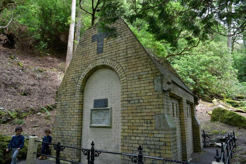 Mausoleo de Kylemore