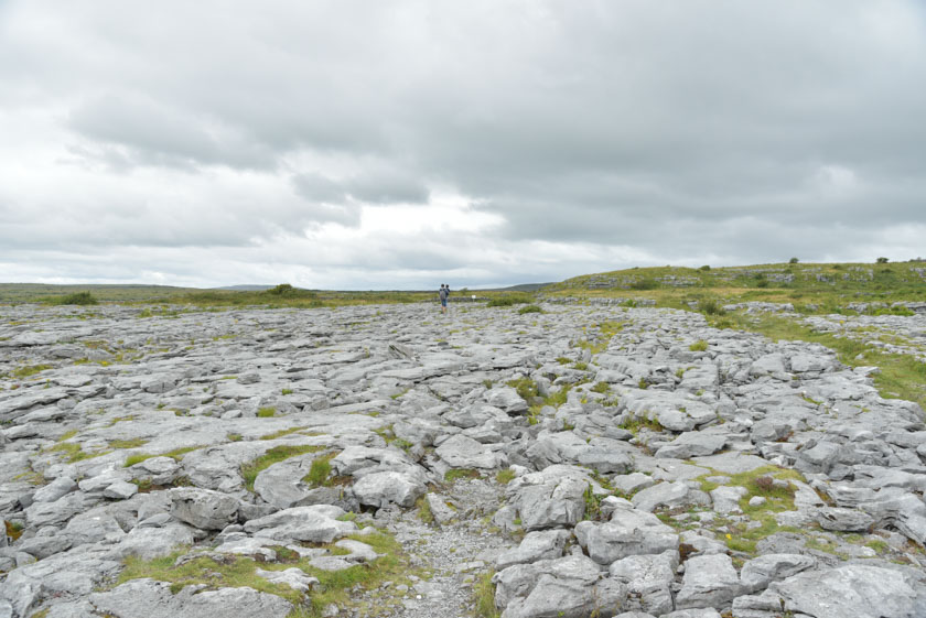 Vista general de The Burren