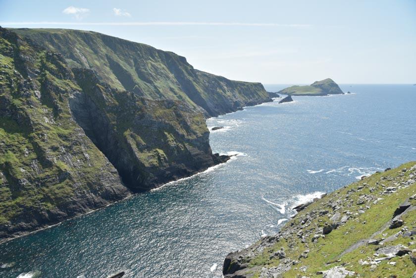 Unos de los acantilados más bonitos de Irlanda