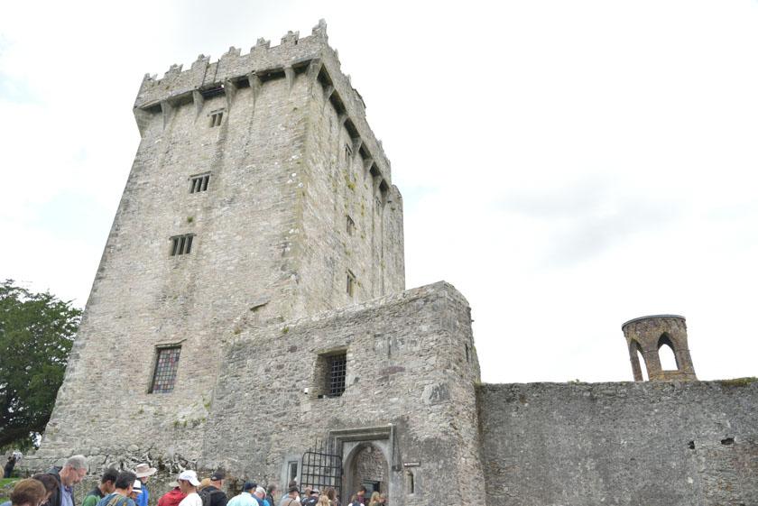 Torre del castillo de Blarney