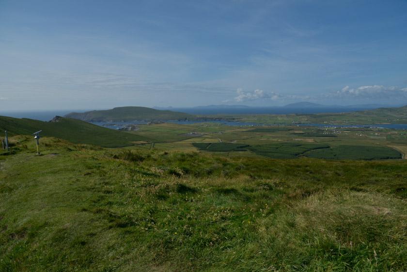 Vistas desde el mirador de Cliff View