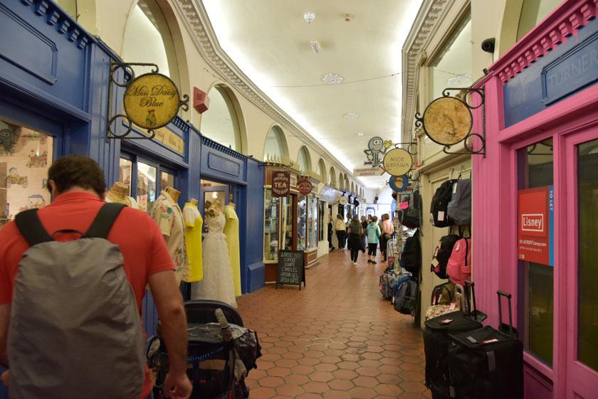 Galería comercial del English Market
