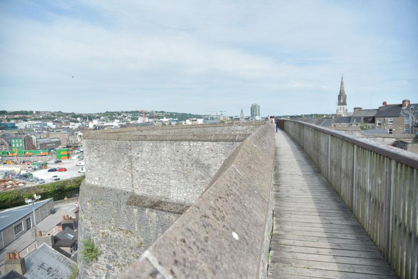 Murallas del Fort Elizabeth