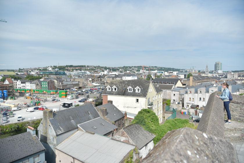 Preciosas vistas de Cork desde Fort Elizabeth