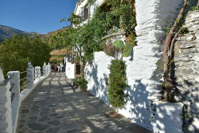 Visitando Pampaneira, el pueblo más bonito de la Alpujarra