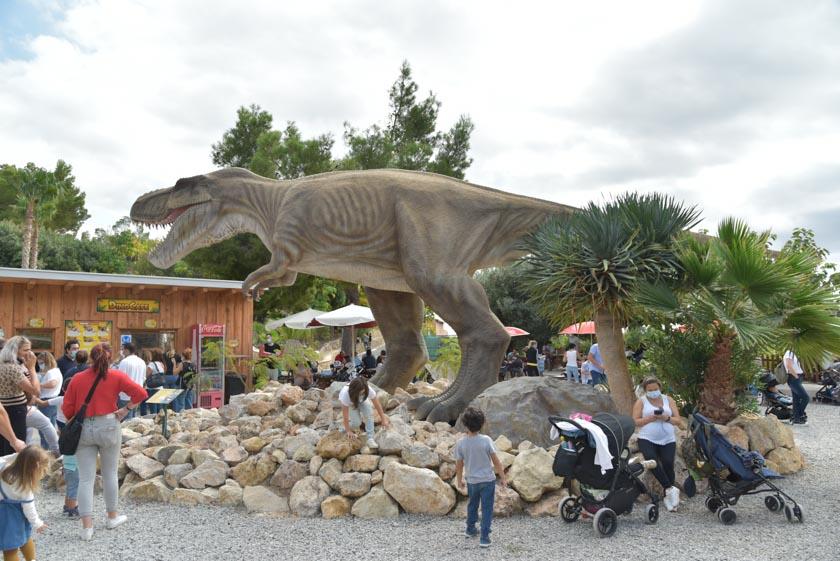 Tiranosaurio Rex, el gran depredador