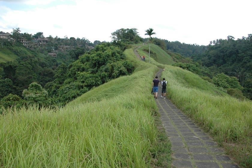 Paseando por los alrededores de Ubud