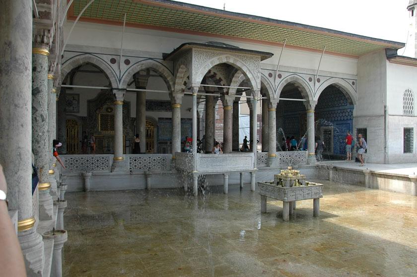 Conociendo el Palacio de Topkapi