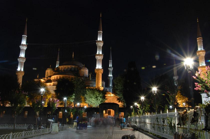 Una de nuestras vistas favoritas de Estambúl